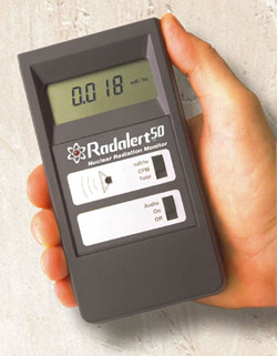 Click here for more specs about Radalert50