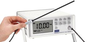A picture of model 6010 hall Effect Gaussmeter